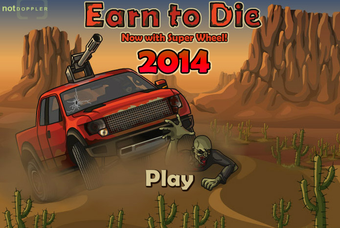 Play Earn to Die 2014