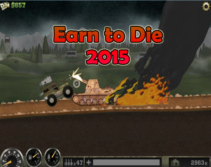 Play Earn to Die 2015